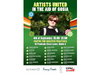 Charity Event - Artists United in the Aid of Gosia